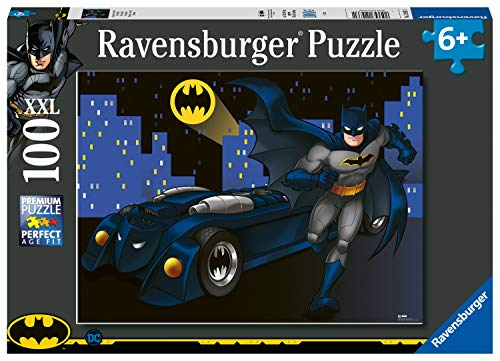 Ravensburger Batman - 100 Piece Jigsaw Puzzle with Extra Large Pieces for Kids Age 6 Years & Up