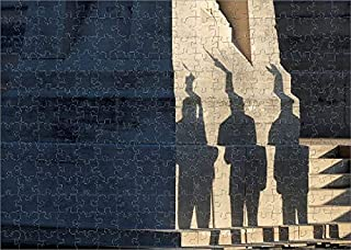 Media Storehouse 252 Piece Puzzle of Flag-Bearers of war Veteran associations cast Their Shadows During (19272220)