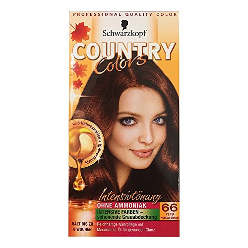 POLY COUNTRY Col.Peru Nougatbraun 113 ml