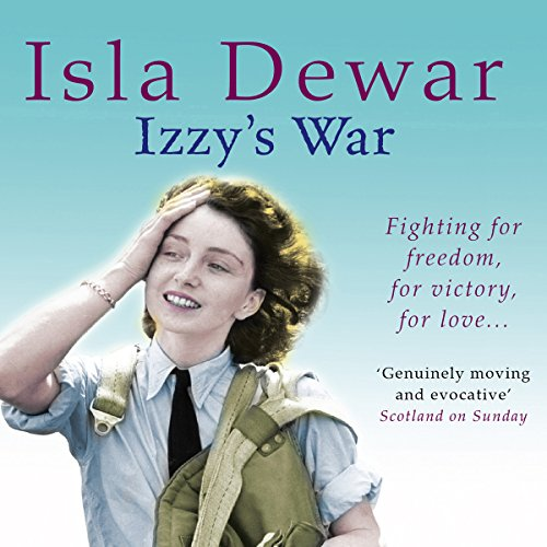 Izzy's War audiobook cover art