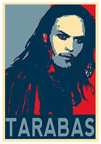 Instabuy Posters Fantaghirò Propaganda Tarabas - A3 (42x30 cm)