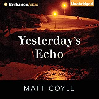Yesterday's Echo audiobook cover art