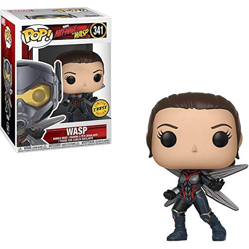Funko Pop Wasp 341 Ant-Man & The Wasp Figure 9 cm Cinema Marvel Chase #1