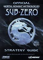 Official Mortal Kombat Mythologies - Sub-Zero : Strategy Guide de BradyGames