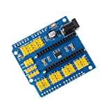 Nano V3.0 Adapter Prototype Shield Mehrzweck-Expansion Board Home Hand DIY Zubehör -