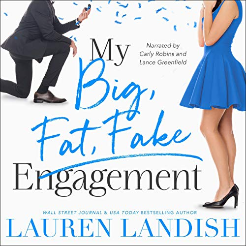 My Big Fat Fake Engagement Titelbild