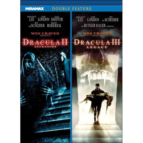Dracula 2: Ascension & Dracula III Legacy [Reino Unido] [DVD]