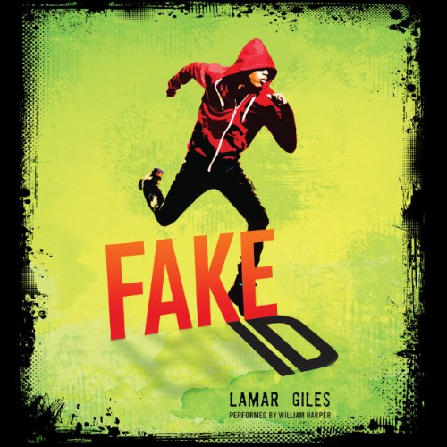 Fake ID audiobook cover art