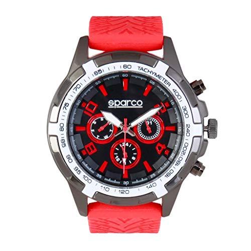 Sparco - OrologioEddie, rosso