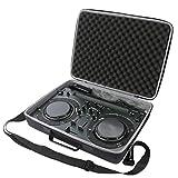 co2CREA Duro Viajar caja estuche funda para Pioneer Pro DJ DDJ-WeGO4-K/DDJ-WEGO3 DJ Controller(estuche solo)