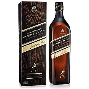 【販売量世界No.1 スコッチウイスキー】ジョニーウォーカー ダブルブラック [ ウイスキー イギリス 700ml ] [ギフトBox入り]
