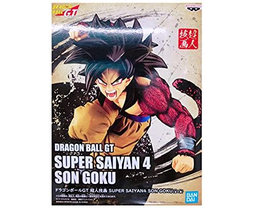 Bandai Spirits. Dragon Ball GT Goku SSJ4 Super Saiyan Choujin Giga Super Saiyan Figuras Subito disponibles.