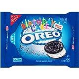 Oreo 100th Birthday Cake Sandwich Cookies