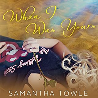 When I Was Yours cover art