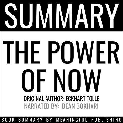 Summary: The Power of Now by Eckhart Tolle: A Guide to Spiritual Enlightenment cover art