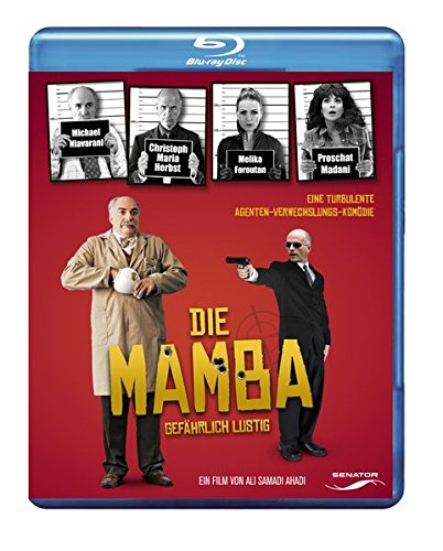 Die Mamba - Gefährlich Lustig (Österreich Version)[Blu-ray]