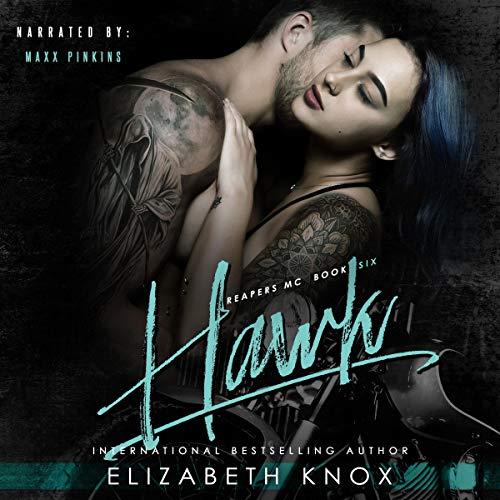 Hawk Audiobook By Elizabeth Knox cover art