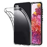 ANEWSIR Compatibile con Samsung Galaxy S20 Fe/Fe 5G Cover, [Anti-Graffio] Custodia Trasparente Morbida Gel TPU Case Compatibile con Samsung S20 Fe
