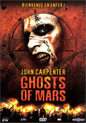 Ghosts of Mars - Édition Prestige 2 DVD
