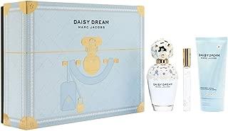 MARC JACOBS Daisy Dream 3 Piece Gift Set, 3.4 Fluid Ounce