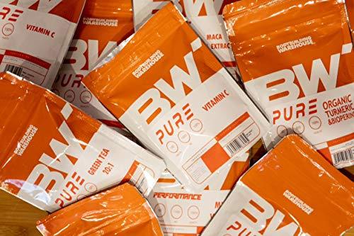 Pure Dextrose Powder 2kg - Carbohydrate Supplement - Energy Supply, Glycogen Restore - Unflavoured   Bodybuilding Warehouse, White