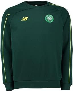 New Balance Celtic Glasgow FC Trainingstop Sweatshirt Midnight Pine
