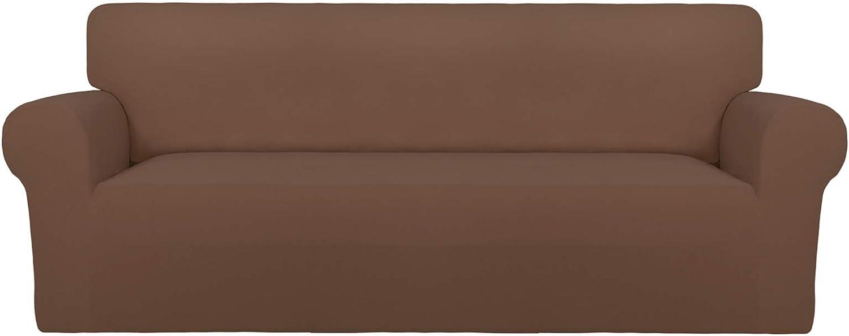 PureFit Super Stretch Sofa Slipcover – Slip Cou Soft Sale price Max 73% OFF Spandex Non