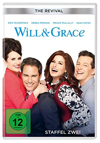 Will and Grace (Revival)-Staffel 2 [Import]