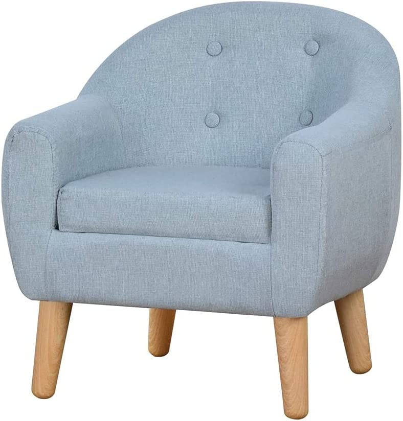 YQSHYP Durable Single Upholstered Kids Armchair wi Sale SALE% OFF Toddler Don't miss the campaign Chair