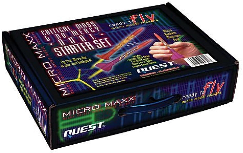venta al por mayor barato RTF Micro Critical Critical Critical Mass No Mercy Estrellater Set HAZS by Quest Aerospace  calidad de primera clase