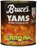 Bruce's Yams Cut Sweet Potatoes in Syrup, 29 oz