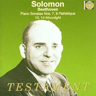 Beethoven: Piano Sonatas: No. 7 in D, Op. 10, No. 3; No. 8 i