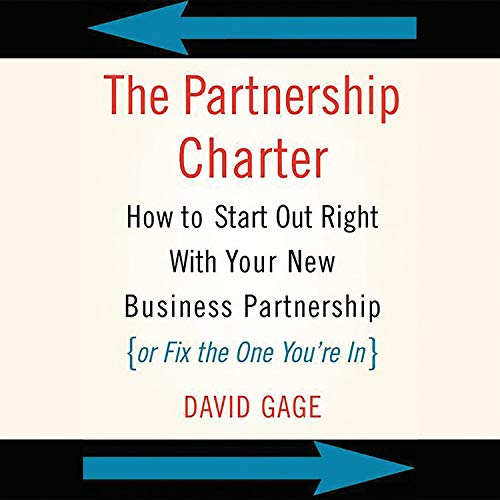 Page de couverture de The Partnership Charter