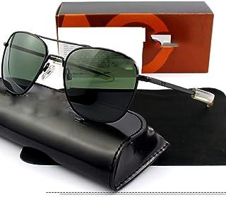 WEIJIANGBEI نظارات شمسية للرجال والنساء مع المربع الأصلي القيادة النظارات الشمسية غطاء محرك السيارة