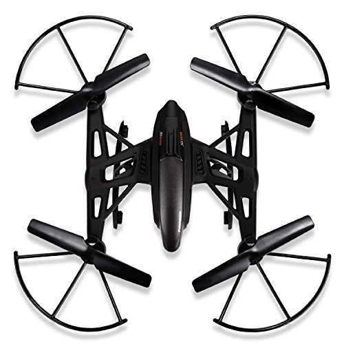 JXD 509G RC Quadcopter with 30W HD Camera 5.8G 4CH 2.4GHz 4-Axis FPV RC Drone High Hold Mode Headless UAV