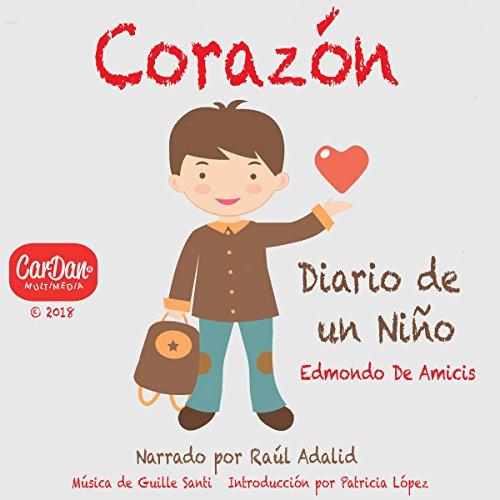 Corazón: Diario de un Niño  By  cover art