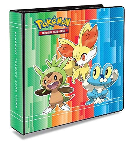 Ultra Pro UP-84237 Pokemon X and Y 2 3-Ring Binder