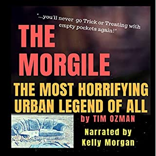 The Morgile: The Most Horrifying Urban Legend of All cover art
