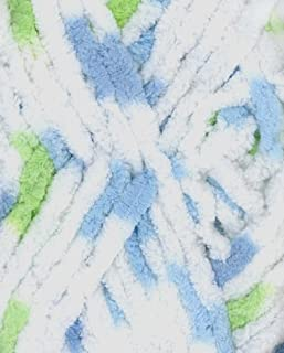 Bernat Values Baby Blanket Yarn 03233 Funny Print