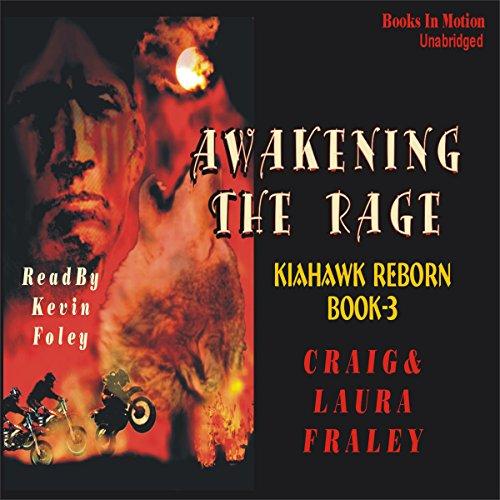 Awakening the Rage audiobook cover art