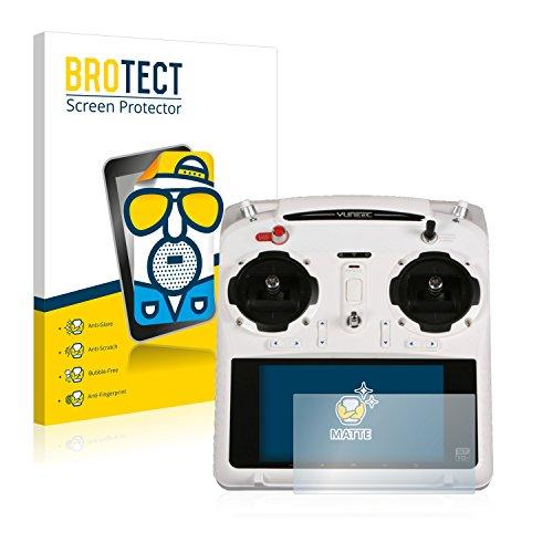 BROTECT 2X Entspiegelungs-Schutzfolie kompatibel mit Yuneec ST10+ Displayschutz-Folie Matt, Anti-Reflex, Anti-Fingerprint
