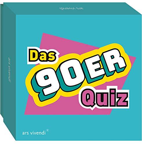 Das 90er-Quiz - 66 Fragen und Antworten rund um die kultige Zeit der 90er