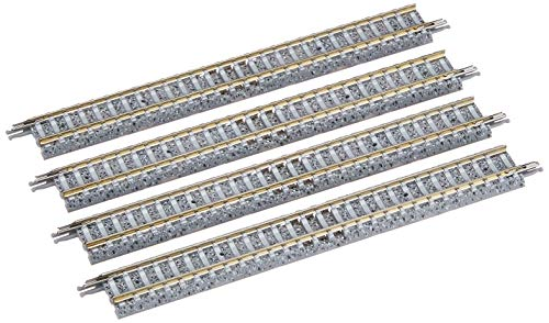 TOMIX Nゲージ ストレートPCレール S140-PC F 4本セット 1011 鉄道模型用品