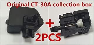 2 PCS Fujikura CT-30 CT-30A Fiber Splicing Machine Fiber Box Storage Box/Collection Garbage Box Collecting Optical Fiber Box