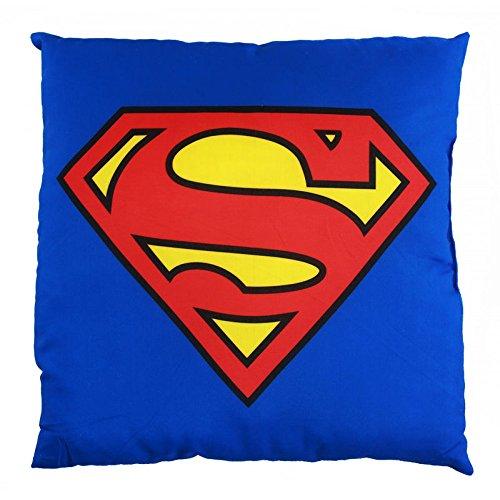 Cojin Superman cuadrado