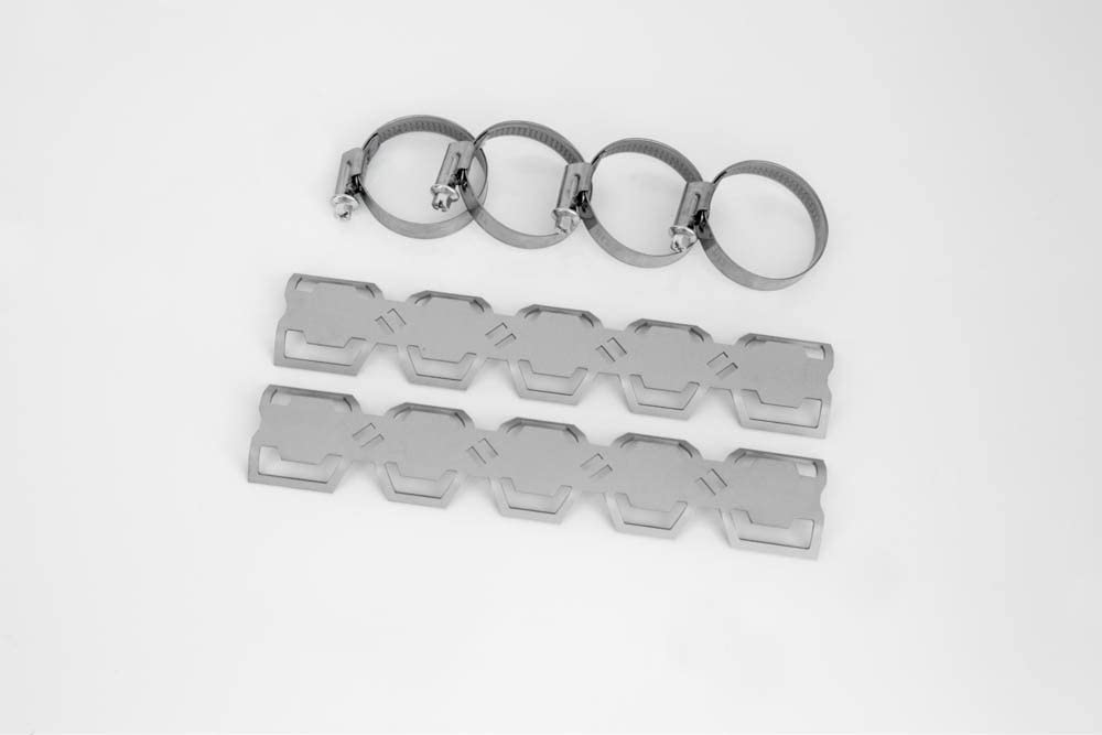 Ro-Moto Exhaust Header Guards Max 49% OFF compatible for F650GS Twin BMW Direct sale of manufacturer F7