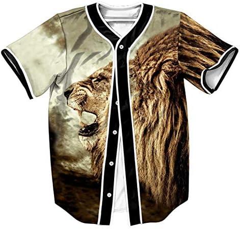 GJCDGPZTX Camisa De Béisbol para Hombre Jersey,Camiseta De ...