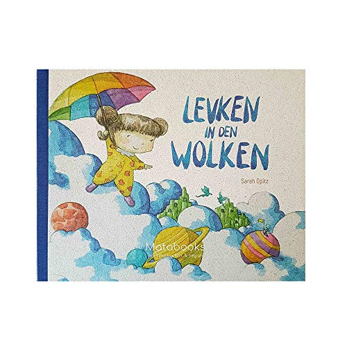 Matabooks, Kinderbuch aus Graspapier, Levken in den Wolken