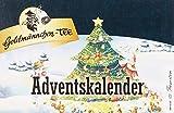 Goldmännchen-Tee Adventskalender