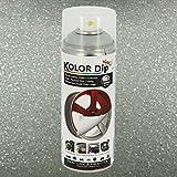 Kolor Dip - Pintura con acabado de aluminio y perla metálica, 400 ml
